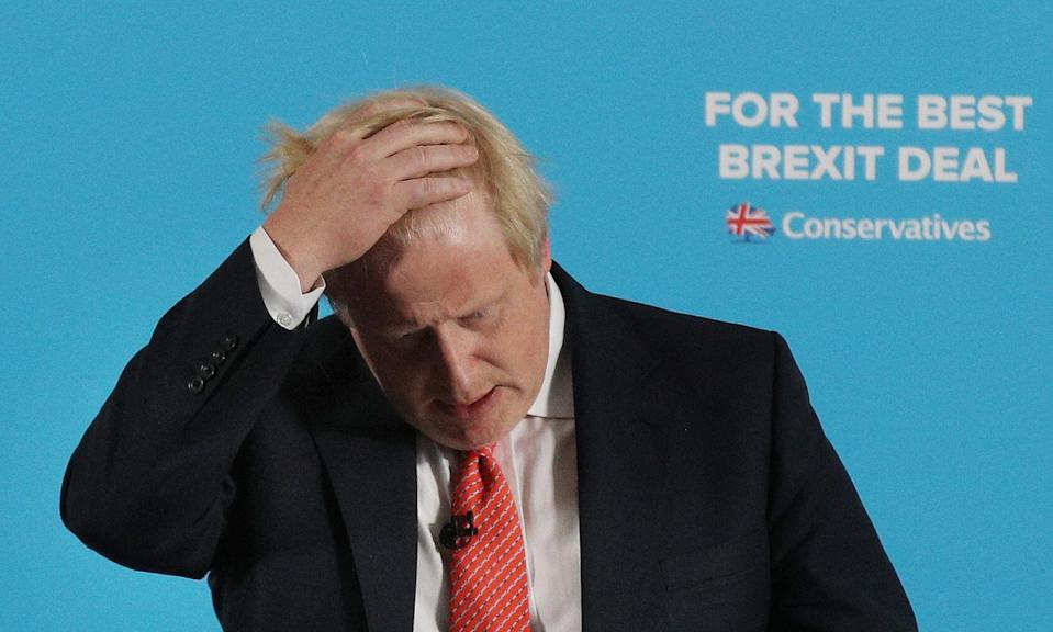 Boris Johnson quit as Foreign Secretary on Monday afternoon. (File picture) (PA)