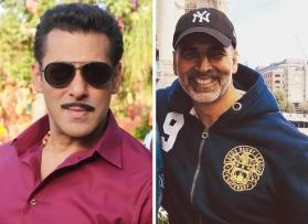 Not just Eid 2020, Salman Khan and Akshay Kumar will appear together this Diwali as well