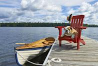 <p>Whether you're having brunch on a sailboat or wine tasting on a yacht, soak in the last bit of summer on a boat. </p>