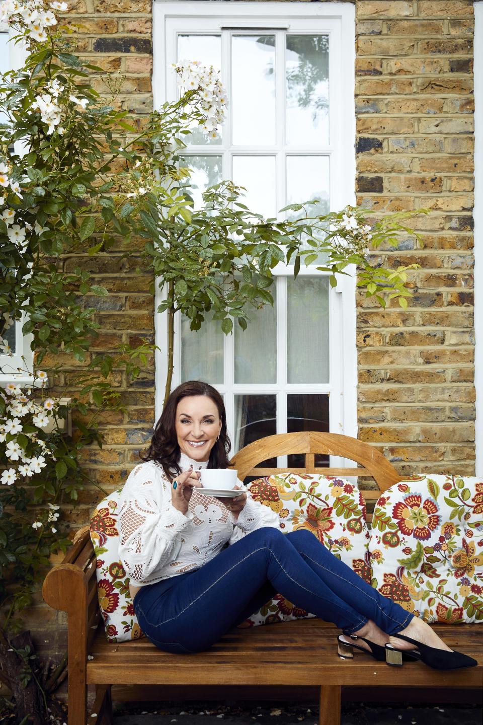 Strictly Come Dancing judge Shirley Ballas is supporting the campaign (Nicky Johnston)