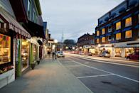 <p>Quaint and picturesque, Camden, Maine remains a sleepy pier town in the winter and booms to life when the population triples in the summer months, drawing tourists and seasonal summer residents.</p>