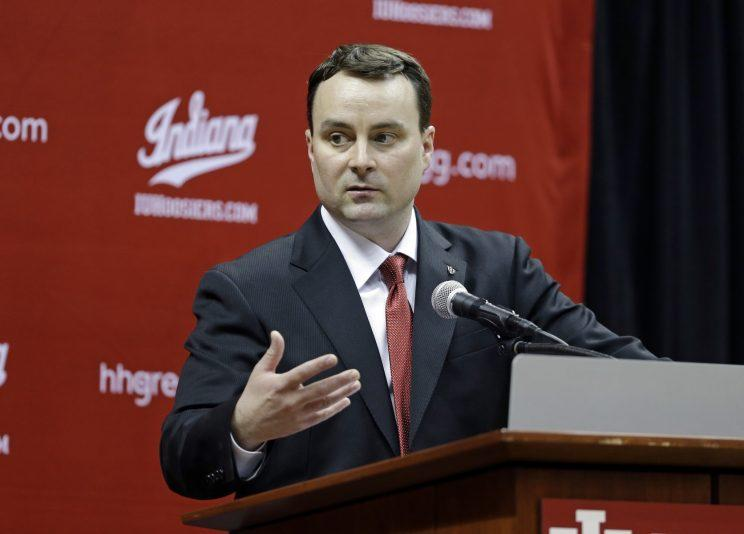 Archie Miller was 139-63 in six seasons at Dayton and took the Flyers to the NCAA tournament the last four years. (AP)