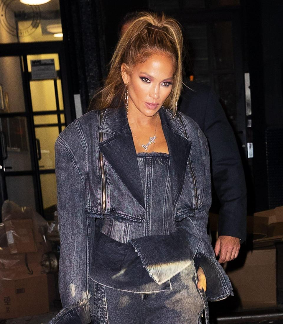 JLo Initial Trend