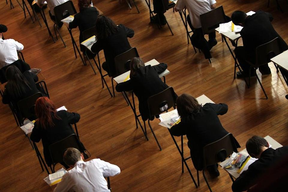 The Government and Ofqual have published joint proposals (David Davies/PA) (PA Archive)