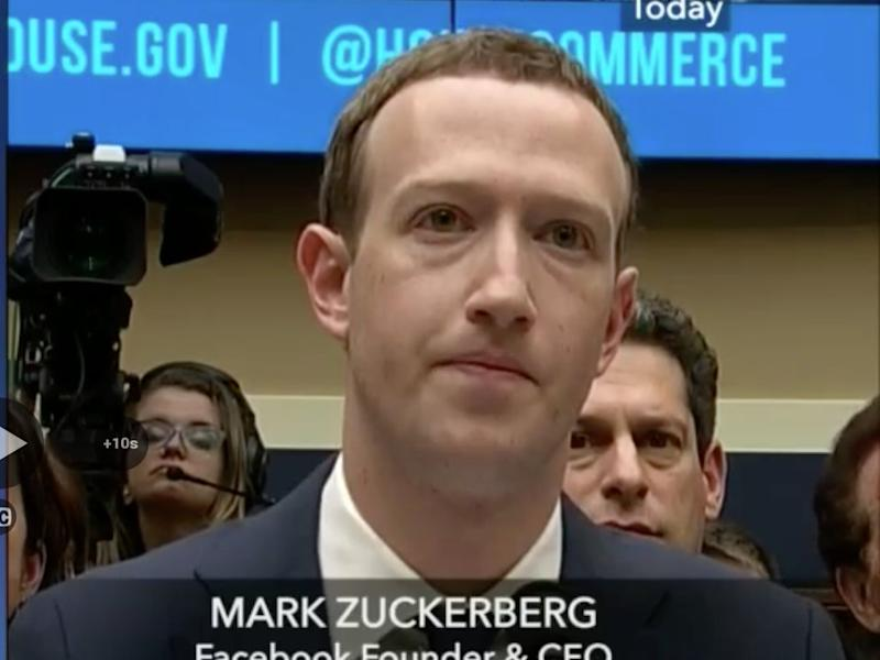 Zuckerberg wins Facebook hearings, a loss for all, says Shira Ovide