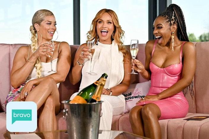 Real Housewives Of Potomac Branch Bravo App