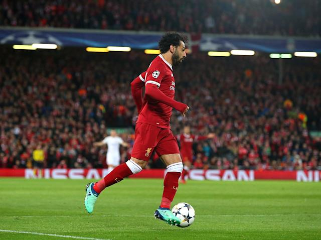 Roma's sporting director hits out at Uefa over Mohamed Salah transfer after Liverpool loss in Champions League