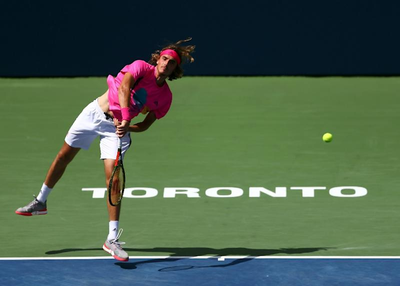 Greek teen Stefanos Tsitsipas reaches Rogers Cup final