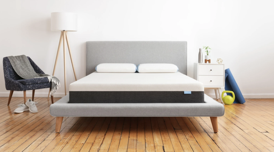 Can't stay cool throughout the night? Try this mattress. (Photo: Bear Mattress)