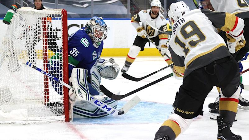 Fleury or Lehner? Biggest issue facing Golden Knights is finishing chances