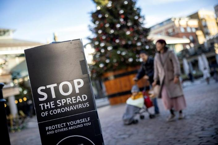 Britain will ease restrictions in December 2020, though regional virus curbs will remain