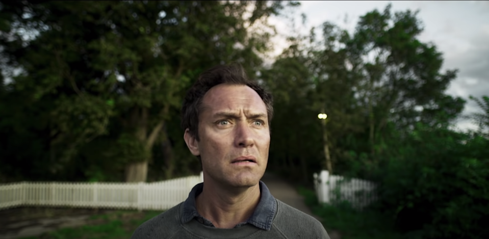 Jude Law and Naomie Harris lead this horror drama about two strangers who, at separate times, visit a small island off the British coast. But the people who inhabit said island seem to think very bad things are in store—for everyone. If that sounds tense and atmospheric, it's because…well, it is. <em>HBO</em>