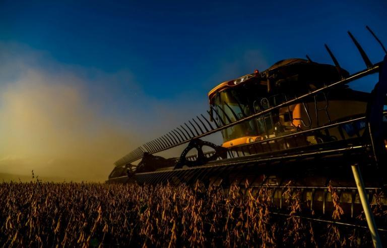 Brazil got off to a slow start because of a drought last season in key grain-belt states, but now has a bumper crop coming