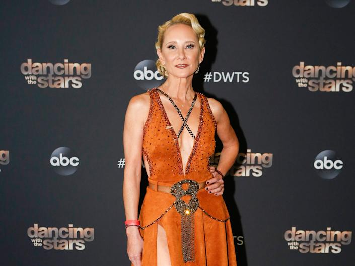 Anne Heche Kelsey McNeal ABC Getty