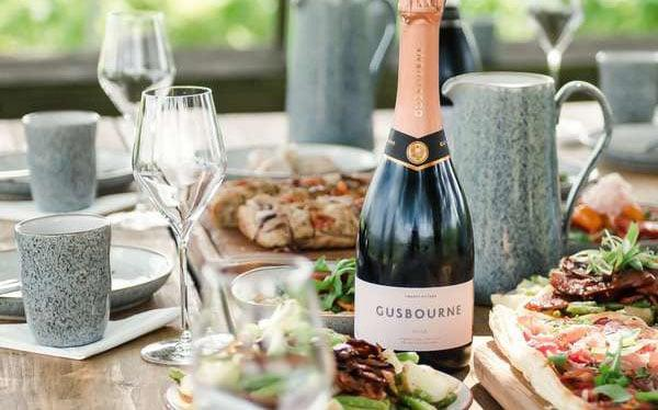 A very English tipple - Gusbourne Estate