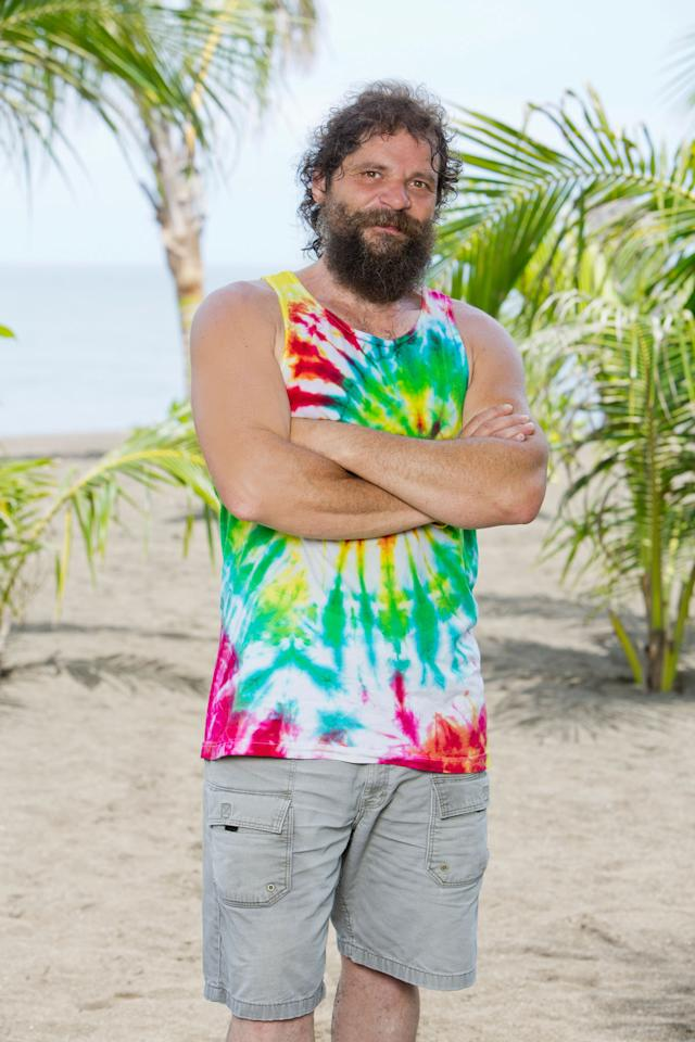 """Former """"Survivor"""" Fan Favorite Winner Rupert Boneham will be one of 20 castaways competing with their loved one and other returning players on """"Survivor: Blood vs. Water,"""" when the Emmy Award-winning series returns for Season 27."""