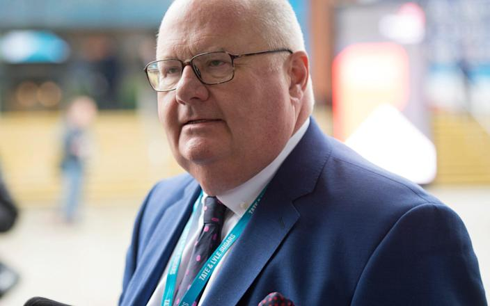 Lord (Eric) Pickles will appear before MPs from 9:30am tomorrow - Geoff Pugh