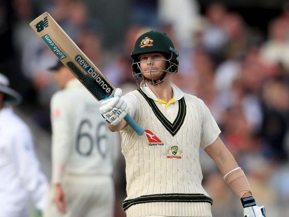 Steve Smith has scaled new heights during this Ashes series (PA)