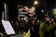 The latest clash between Prime Minister Pedro Sanchez's Socialists and his junior partners was triggered by this week's violent protests over the jailing of Catalan rapper Pablo Hasel