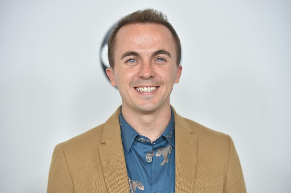 Actor Frankie Muniz attends the Disney ABC Television TCA Summer Press Tour, August 7, 2018 at the Beverly Hilton Hotel in Beverly Hills, California. (Photo by Robyn Beck / AFP)        (Photo credit should read ROBYN BECK/AFP via Getty Images)