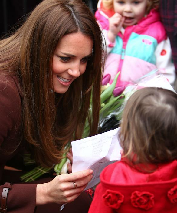 'I Wish I'd Never Said Anything': Kate Middleton Hint Over Baby Girl Causes Media Storm