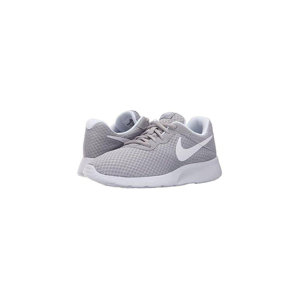 "<p><strong>Nike</strong></p><p>zappos.com</p><p><strong>$49.97</strong></p><p><a href=""https://go.redirectingat.com?id=74968X1596630&url=https%3A%2F%2Fwww.zappos.com%2Fp%2Fnike-tanjun-particle-beige-phantom-white%2Fproduct%2F8619473&sref=https%3A%2F%2Fwww.goodhousekeeping.com%2Fbeauty%2Ffashion%2Fg25950081%2Fcheap-workout-clothes-places-to-buy%2F"" rel=""nofollow noopener"" target=""_blank"" data-ylk=""slk:Shop Now"" class=""link rapid-noclick-resp"">Shop Now</a></p><p>Zappos <strong>always provides free standard shipping on all orders</strong>, no minimum required, which is probably what makes the site so successful. The retailer also has excellent customer service and a generous, free one-year return policy if you aren't satisfied with your purchase. The site also sells a good range of <a href=""https://go.redirectingat.com?id=74968X1596630&url=https%3A%2F%2Fwww.zappos.com%2Fwomen-activewear&sref=https%3A%2F%2Fwww.goodhousekeeping.com%2Fbeauty%2Ffashion%2Fg25950081%2Fcheap-workout-clothes-places-to-buy%2F"" rel=""nofollow noopener"" target=""_blank"" data-ylk=""slk:activewear for women"" class=""link rapid-noclick-resp"">activewear for women</a>, <a href=""https://go.redirectingat.com?id=74968X1596630&url=https%3A%2F%2Fwww.zappos.com%2Fmen-clothing%2FCKvXAToCnw3AAQLiAgMBGAc.zso&sref=https%3A%2F%2Fwww.goodhousekeeping.com%2Fbeauty%2Ffashion%2Fg25950081%2Fcheap-workout-clothes-places-to-buy%2F"" rel=""nofollow noopener"" target=""_blank"" data-ylk=""slk:men"" class=""link rapid-noclick-resp"">men</a>, and <a href=""https://go.redirectingat.com?id=74968X1596630&url=https%3A%2F%2Fwww.zappos.com%2Fkids-clothing&sref=https%3A%2F%2Fwww.goodhousekeeping.com%2Fbeauty%2Ffashion%2Fg25950081%2Fcheap-workout-clothes-places-to-buy%2F"" rel=""nofollow noopener"" target=""_blank"" data-ylk=""slk:kids"" class=""link rapid-noclick-resp"">kids</a>. </p><p><strong>RELATED:</strong> <a href=""https://www.goodhousekeeping.com/health-products/g32379201/best-workout-shoes-for-women/"" rel=""nofollow noopener"" target=""_blank"" data-ylk=""slk:15 Best Women's Workout Shoes for Every Type of Exercise"" class=""link rapid-noclick-resp"">15 Best Women's Workout Shoes for Every Type of Exercise</a></p>"