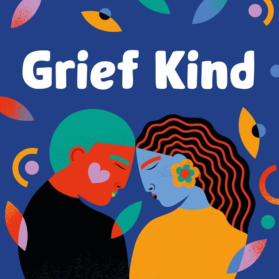 Sue Ryder has launched a new Grief Kind podcast (Sue Ryder/PA)