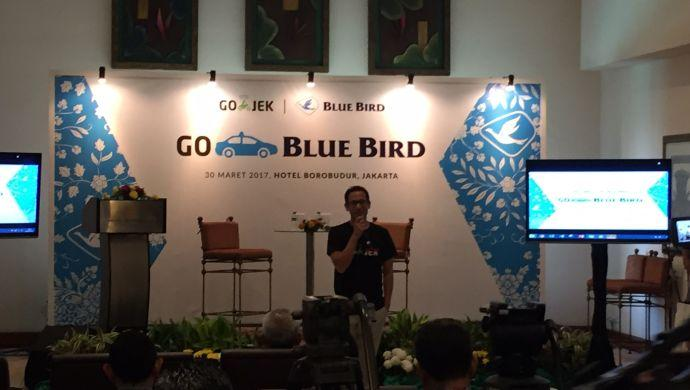 Go-Jek launches new feature to book Blue Bird taxi, aims to strengthen coalition between industry players