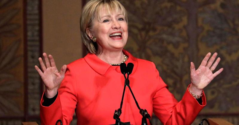 Hillary Clinton: 'I don't think I will look into ever running for office again'