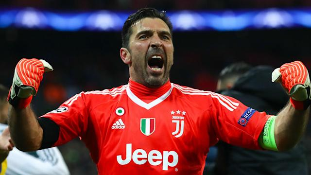 The Old Lady's old man: Gianluigi Buffon