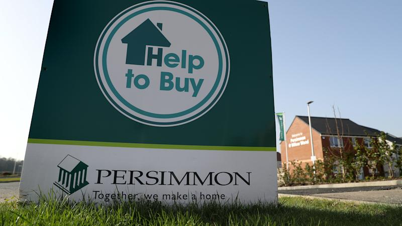 Profits expected to fall at Persimmon after house completions hit by pandemic