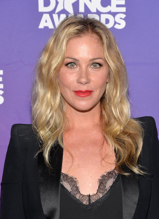 Christina Applegate in August 2017. (Photo: Getty Images)