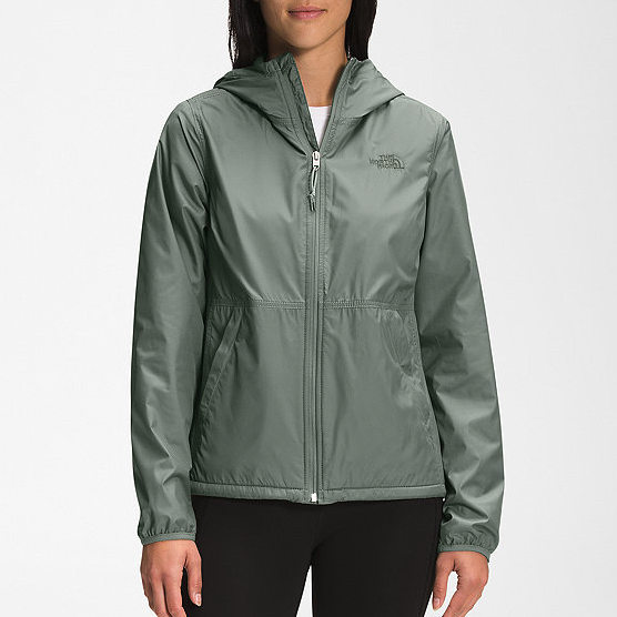 """<p>thenorthface.com</p><p><strong>$119.00</strong></p><p><a href=""""https://go.redirectingat.com?id=74968X1596630&url=https%3A%2F%2Fwww.thenorthface.com%2Fshop%2Fwomens-pitaya-hoodie-30-nf0a5a3e%3FvariationId%3DV38&sref=https%3A%2F%2Fwww.prevention.com%2Fbeauty%2Fstyle%2Fg36320853%2Fbest-sun-protective-clothing%2F"""" rel=""""nofollow noopener"""" target=""""_blank"""" data-ylk=""""slk:Shop Now"""" class=""""link rapid-noclick-resp"""">Shop Now</a></p><p>Sun protection is necessary in all seasons, and this <strong>UPF 50+</strong> wind jacket is built to withstand them all. Plus, it's water-resistant and made from recycled nylon.</p>"""