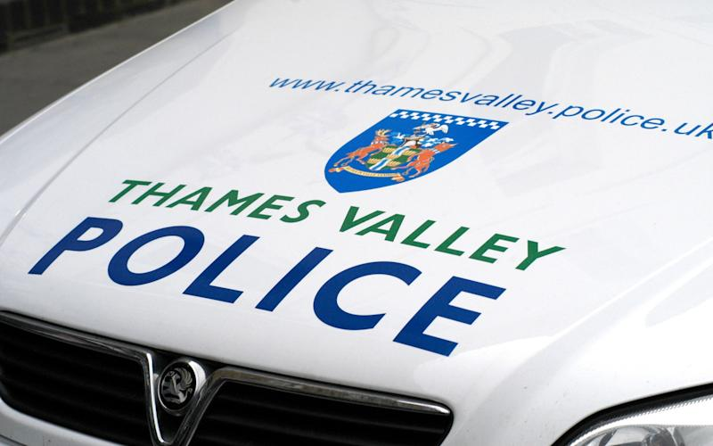 Thames Valley police car  - Credit: Alamy