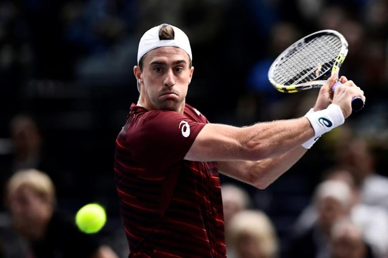 Steve Johnson defeats Brazil's Thomaz Bellucci to clinch title — Houston ATP