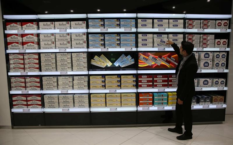 The World Duty Free shop in Heathrow's Terminal Two allegedly discriminated against Chinese travellers - Reuters