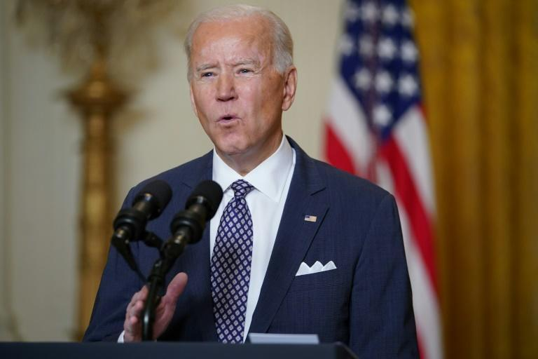 US President Joe Biden said the transatlantic alliance is 'back' in a speech to the Munich Security Conference