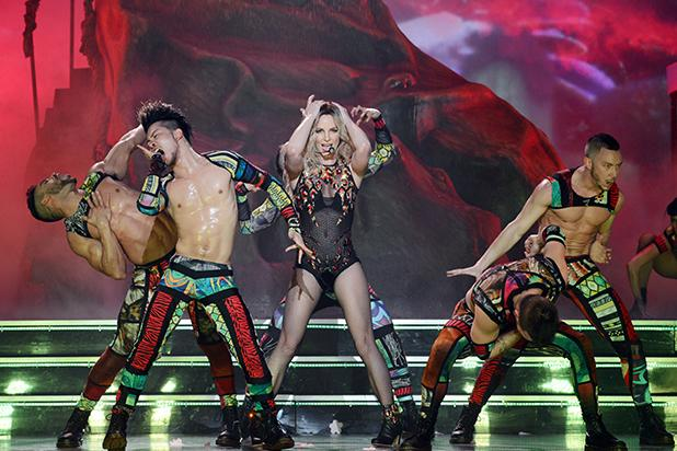 Inside Britney Spears' Miley Cyrus and Katy Perry-Approved Vegas Show