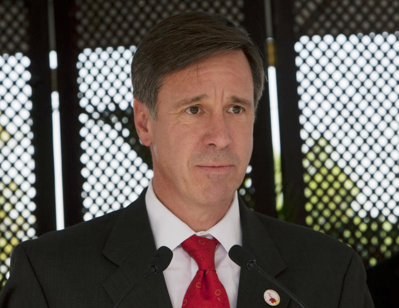 Marriott CEO diagnosed with pancreatic cancer