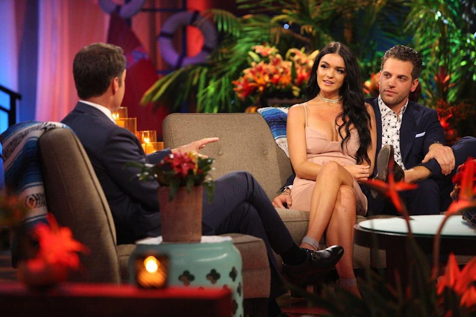 <p>After committing to each other on season 4, Raven and Adam shocked viewers by not getting engaged in the final episode. YOU'VE BEEN DATING FOR WEEKS, GUYS! WHAT'S THE HOLDUP? Whatever, the couple *did* make the commitment to continue dating in real life. </p>