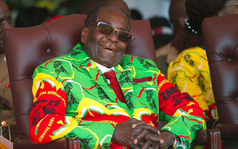 The first official list of assets to be made public says the late Zimbabwean dictator left behind $10 million - AP