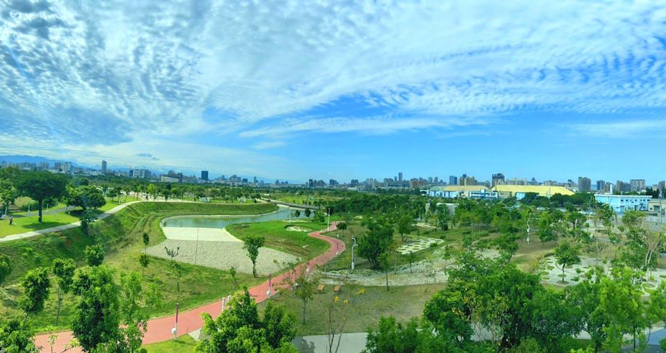 <p>中央公園 | Taichung Central Park (Courtesy of Taichung City Government)</p>