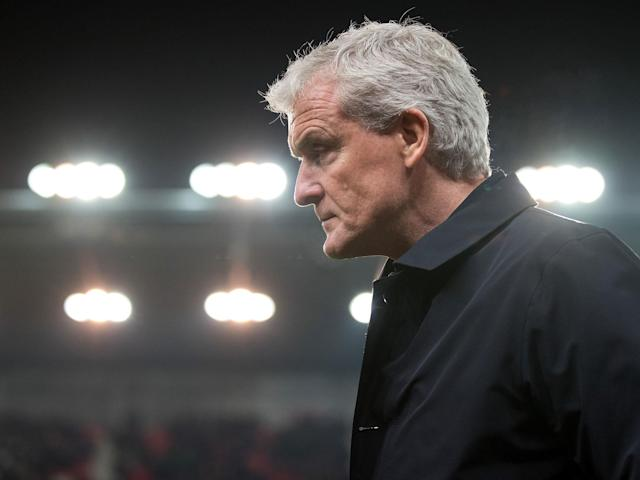 Stoke City sack Mark Hughes after FA Cup upset at the hands of Coventry to end five-year reign