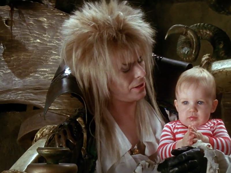 """<p>A young girl wishes her baby brother would be taken away by the Goblin King, and immediately regrets it and goes on a quest to get him back. There's a lot of fantasy (and Jim Henson puppets!), and David Bowie makes the Goblin King equal parts alluring and terrifyiing.</p><p><a class=""""link rapid-noclick-resp"""" href=""""https://www.amazon.com/Labyrinth-Brian-Henson/dp/B005U9RE1Y?tag=syn-yahoo-20&ascsubtag=%5Bartid%7C10055.g.28038087%5Bsrc%7Cyahoo-us"""" rel=""""nofollow noopener"""" target=""""_blank"""" data-ylk=""""slk:WATCH ON AMAZON"""">WATCH ON AMAZON</a> <a class=""""link rapid-noclick-resp"""" href=""""https://go.redirectingat.com?id=74968X1596630&url=https%3A%2F%2Fwww.hbomax.com%2F&sref=https%3A%2F%2Fwww.goodhousekeeping.com%2Flife%2Fentertainment%2Fg28038087%2Fbest-scary-movies-for-kids%2F"""" rel=""""nofollow noopener"""" target=""""_blank"""" data-ylk=""""slk:WATCH ON HBO MAX"""">WATCH ON HBO MAX</a></p>"""