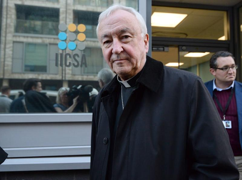 Roman Catholic Priests Will Not Break Confession to Report Child Abuse, U.K. Inquiry Told