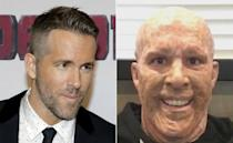 <p>Without the mask, Deadpool's mug is a pretty sorry sight. </p>