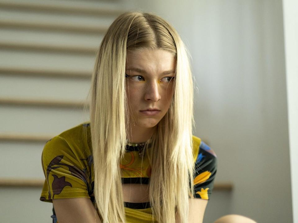 <p>An episode focusing fully on the character of Jules Vaughn grants Schafer the opportunity to flex as an actor</p> (Eddy Chen/HBO)