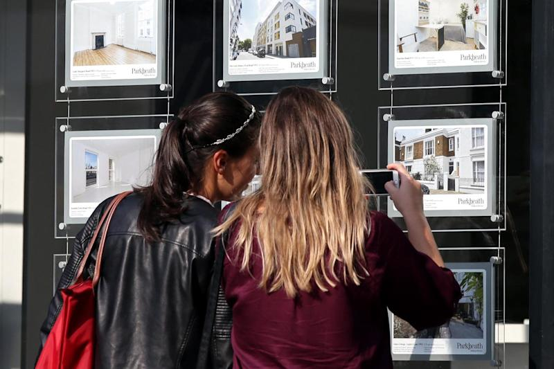 UK house prices rose by 1.6% in August as activity picks up post lockdown