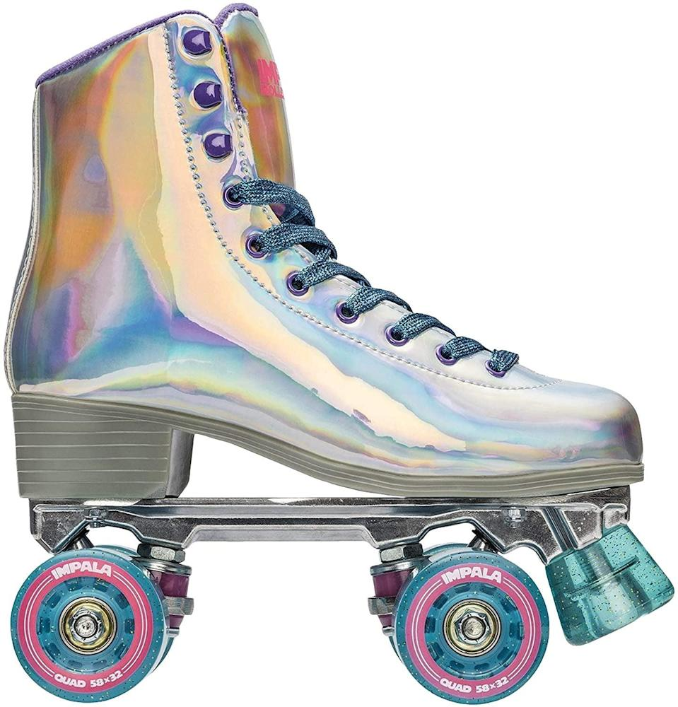 <p>These <span>Impala Rollerskates</span> ($192) are incredible.</p>