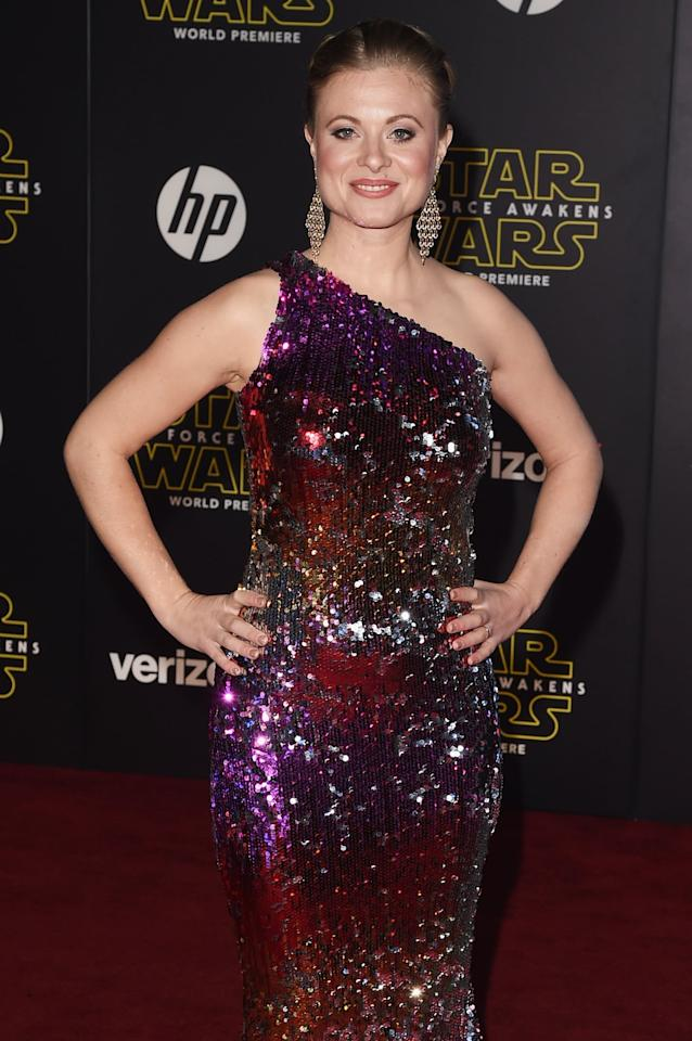 <p>Piesse is an Australian actress who's starred in numerous TV shows and short films. International audiences, however, will recognize her as part of the <strong>Star Wars</strong> family. In the prequel trilogy, Piesse played the young version of Beru Lars, aunt and adoptive mother to Luke Skywalker.</p>